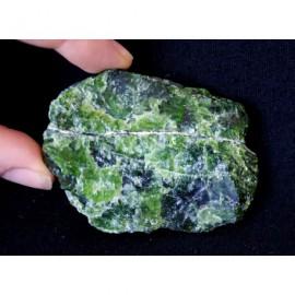 Minerál Chromdiopsid
