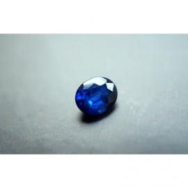 Safír modrý GIA certifikát - 0,71 ct