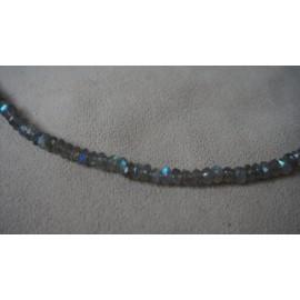 Labradorit - náhrdelník