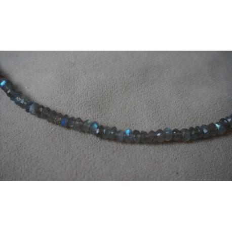 Labradorit - necklace