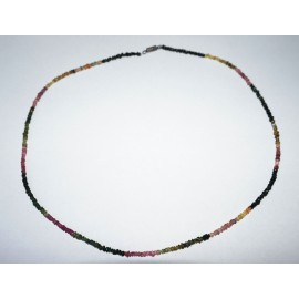 Tourmaline - necklace