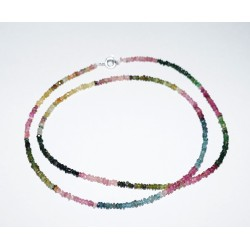 Tourmaline - necklace