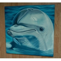 Painting - Dolphin