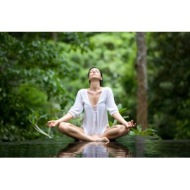 Obrazy a jiné doplňky pro meditaci